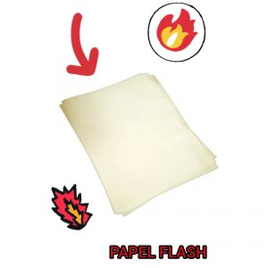 Papel Flash